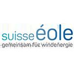 Logo suisse éole